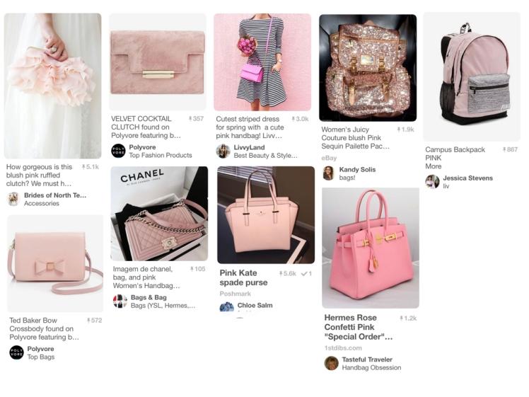 Pink handbags.001